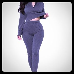 Fashion Nova Legging Set